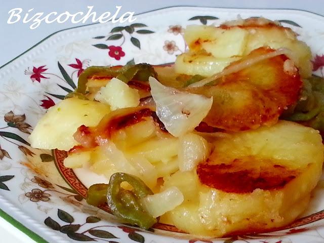 Patatas panaderas for Cocinar repollo con patatas