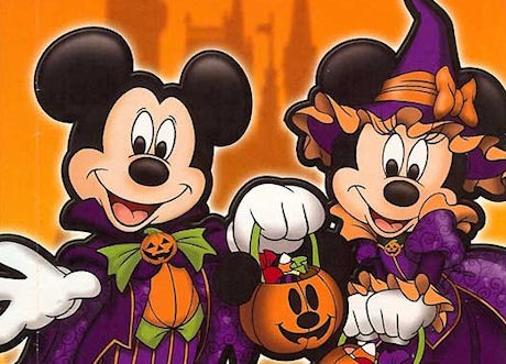 Imagenes disney halloween para imprimir imagenes y - Disney halloween images ...