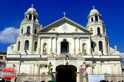 Quiapo Church, officially known as Minor Basilica of the Black
