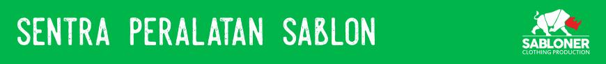 Alat Sablon, Peralatan Sablon, Jual Alat Sablon