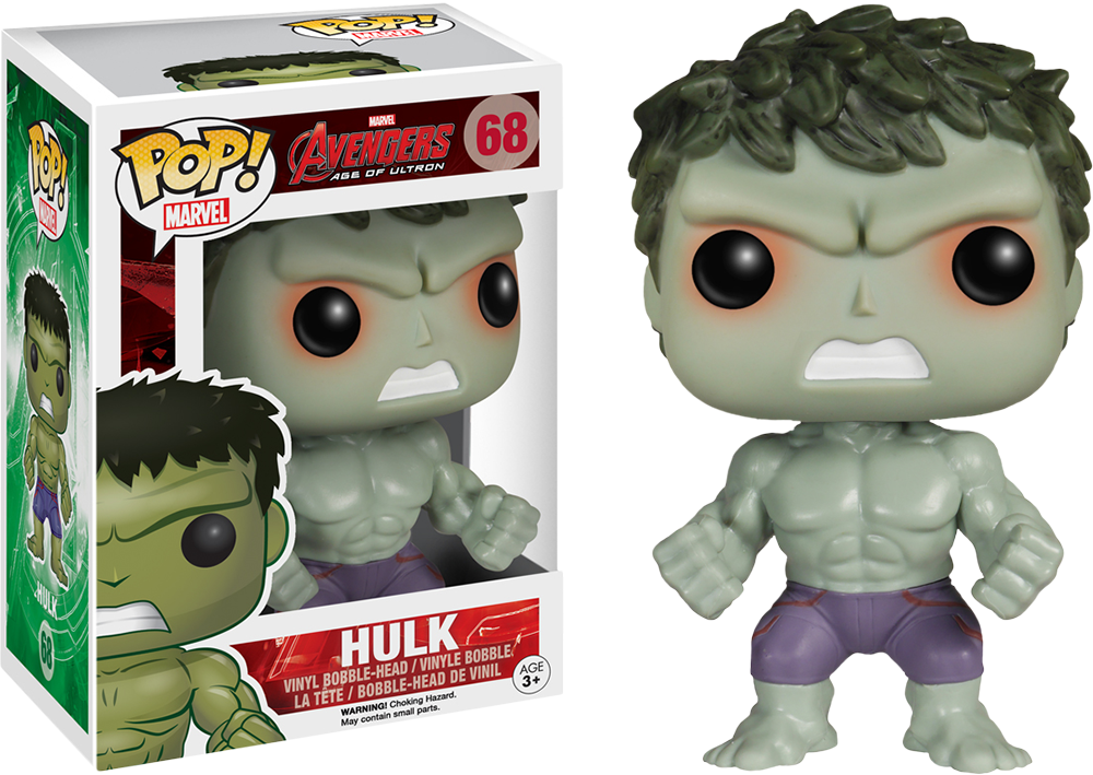 Savage Hulk Funko Pop!