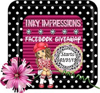 Inky Impressions FB give away