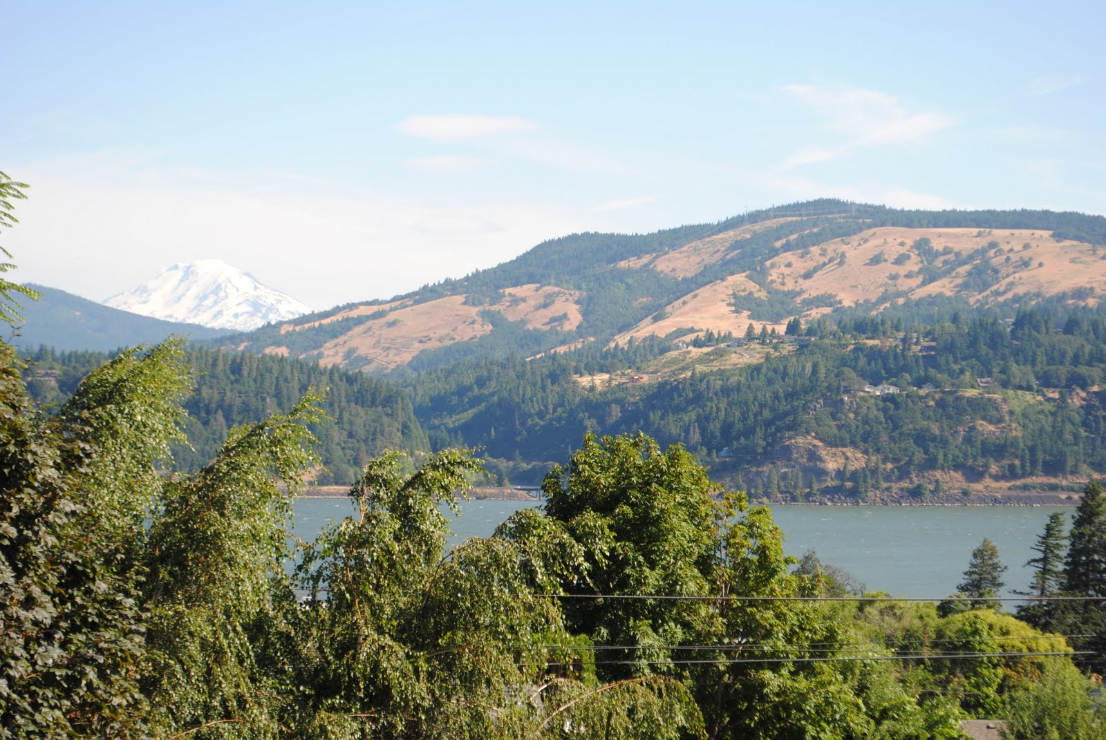 The reuland family score on the hood river rental for The hood river
