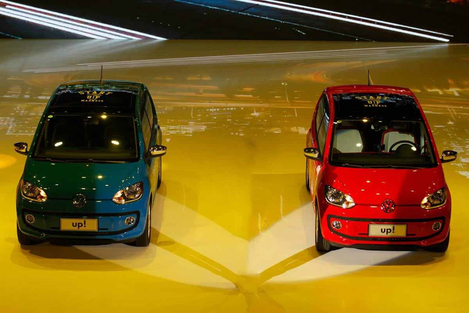 Volkswagen up! - China