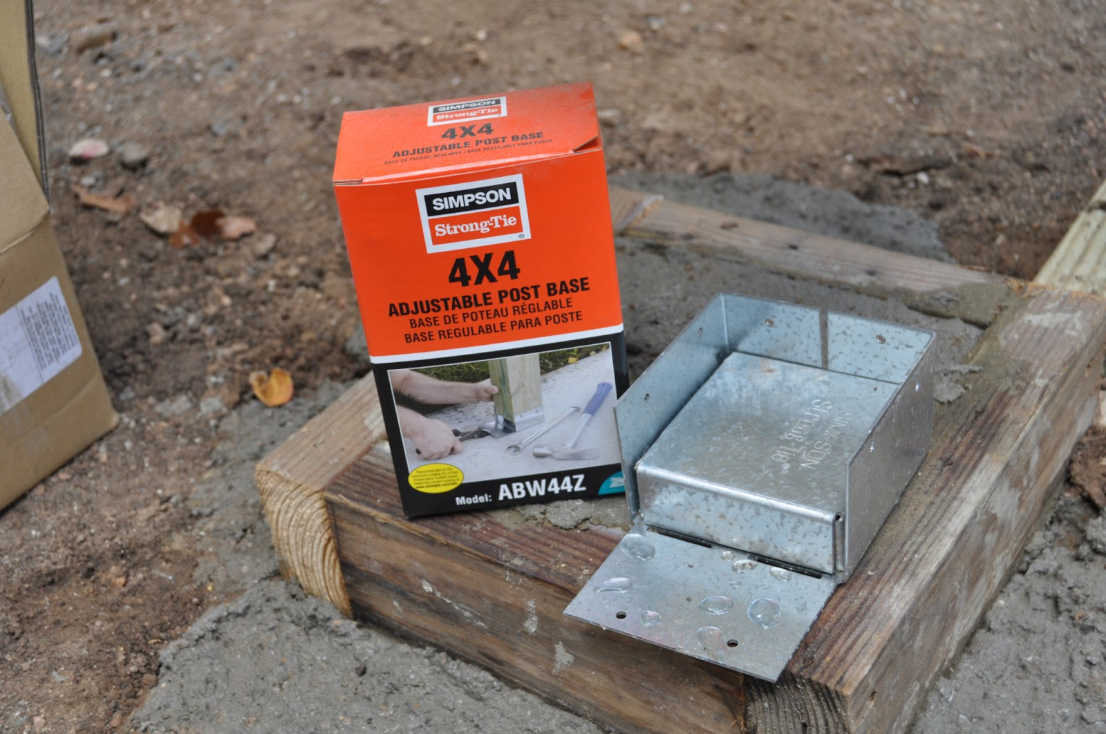 3 best practice deck building tips for Concrete advice