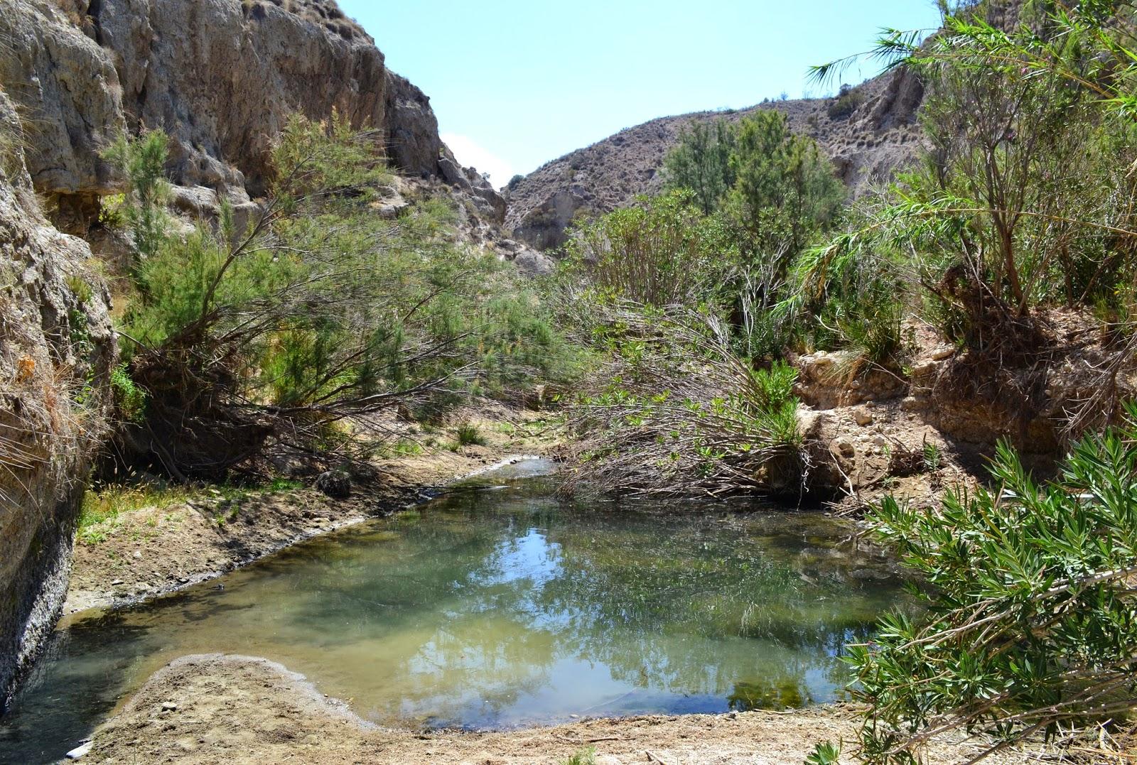 Maravillas de Almería: Los Molinos del Río Aguas