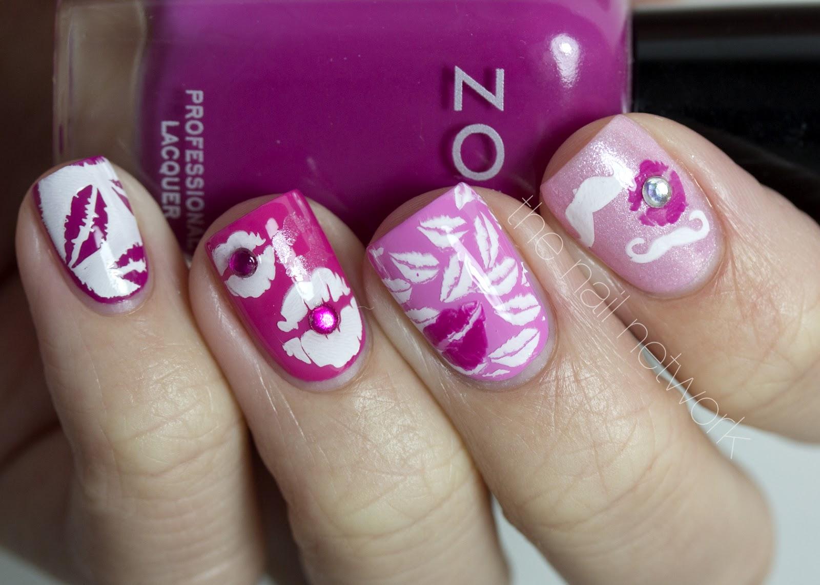 Not Ur Momma\'s Nails: Valentine\'s Day Mani Marathon