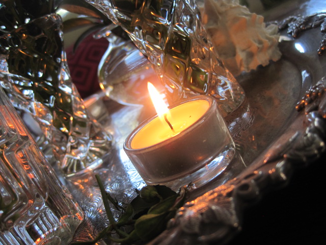 Decorating, Home Decor, tealight candle