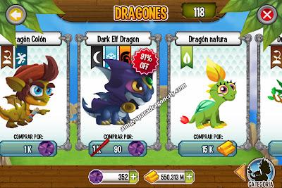 elfic dragon dragon city - photo #23