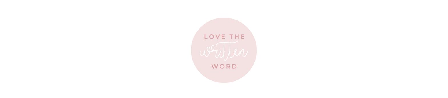 Love the Written Word