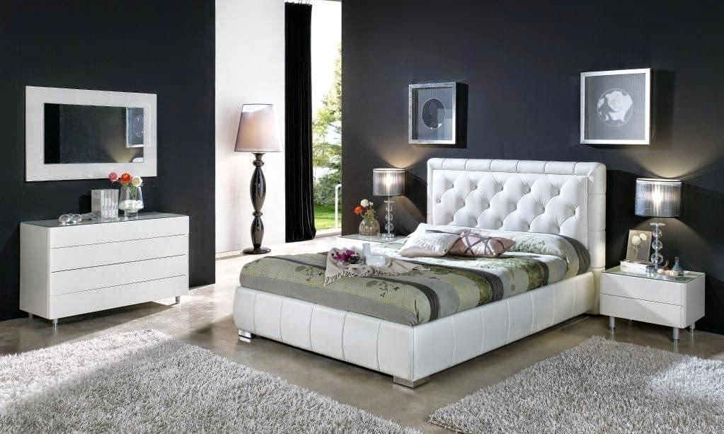 petite chambre moderne solutions pour la d coration. Black Bedroom Furniture Sets. Home Design Ideas