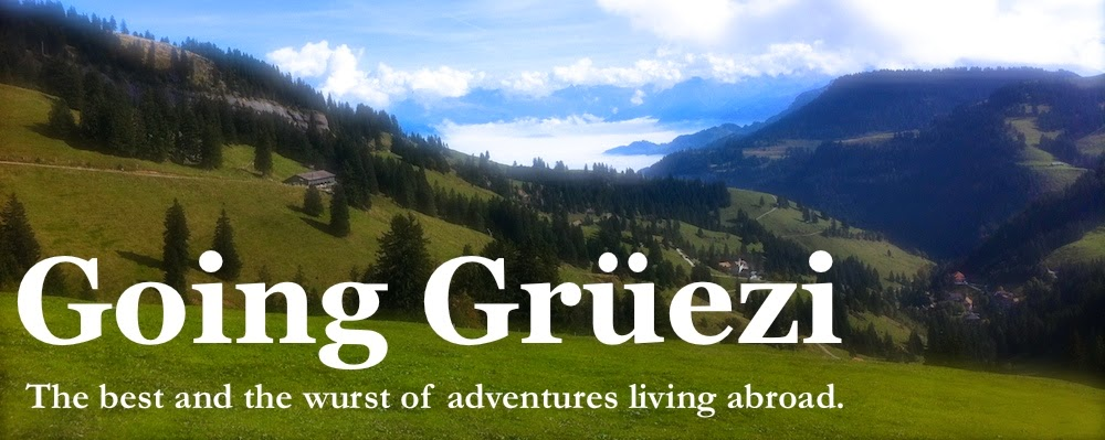 Going Grüezi