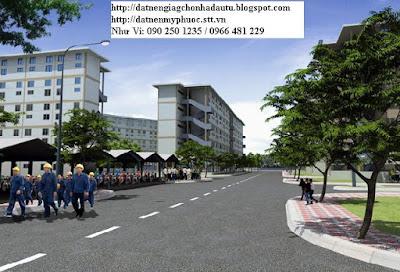 Nhà ở xã hội Becamex - Việt Sing. Hỗ trợ đăng ký mua nhà tại VP Becamex Real.