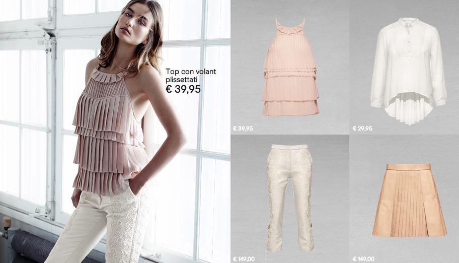 h&m, conscious, nuova collezione 2014, negozi italia