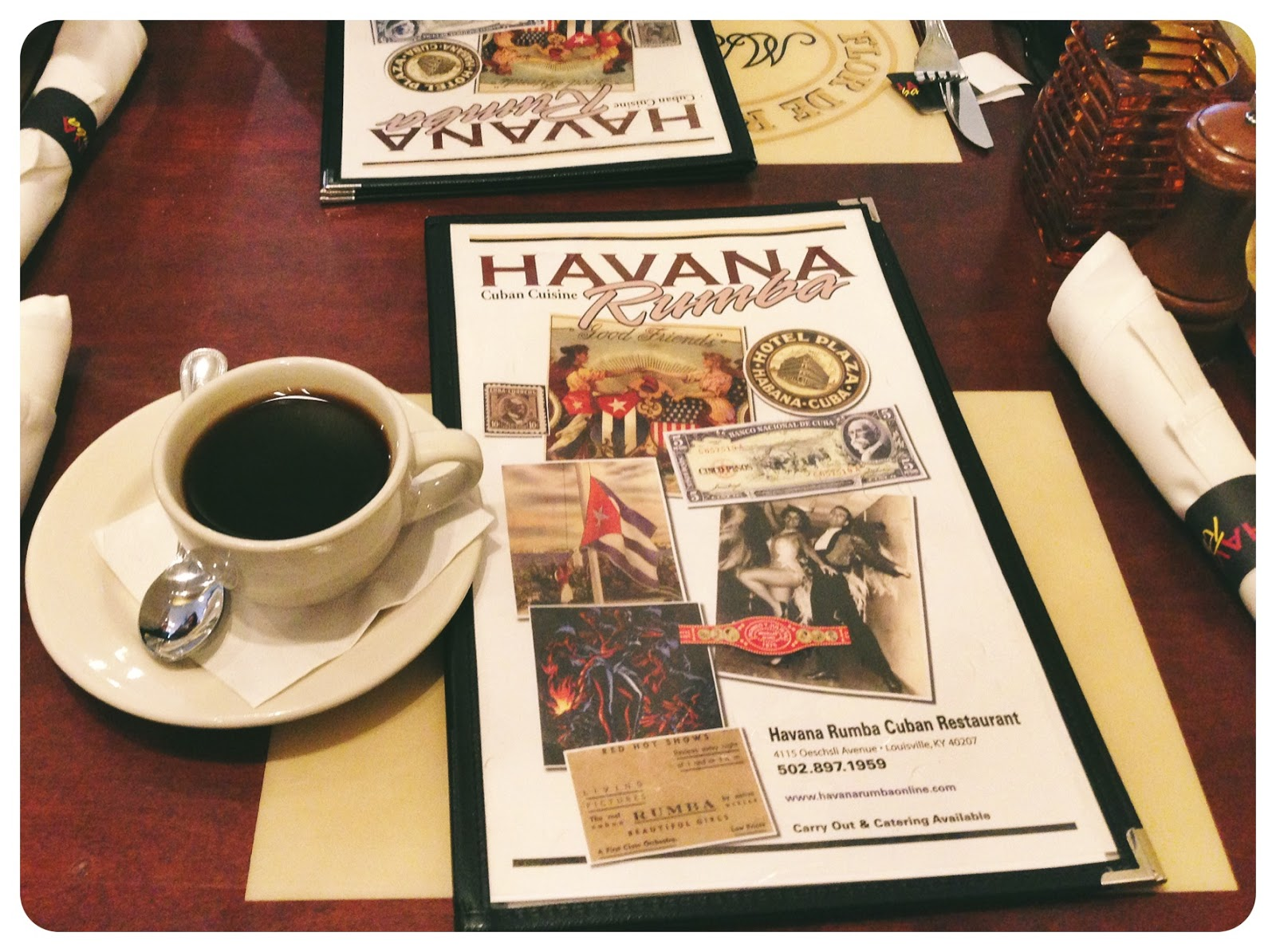 Havana Rumba Cuban restaurant in Louisville Kentucky