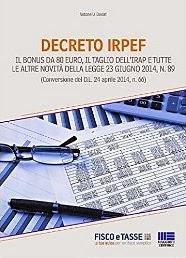Il Decreto Irpef
