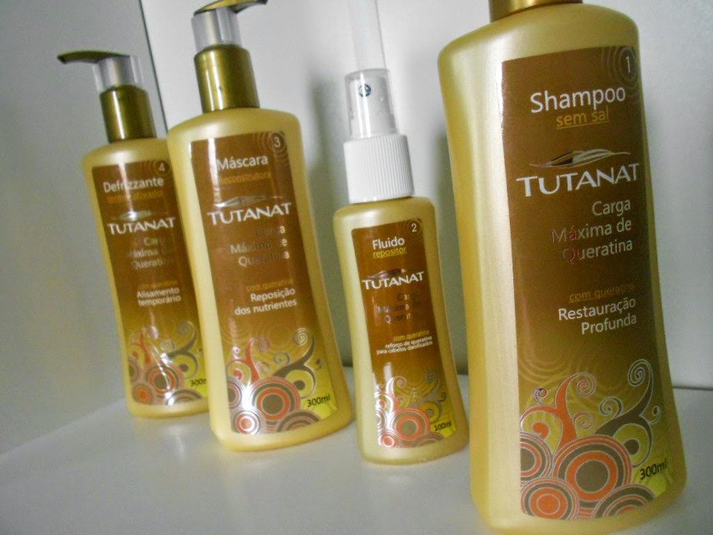 Review: Kit Carga Máxima de Queratina da Tutanat