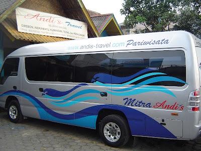 Alamat Travel Andis Travel Bandung