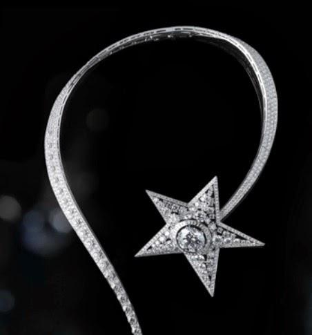 Piedras preciosas de Chanel, collares, moda y complementos