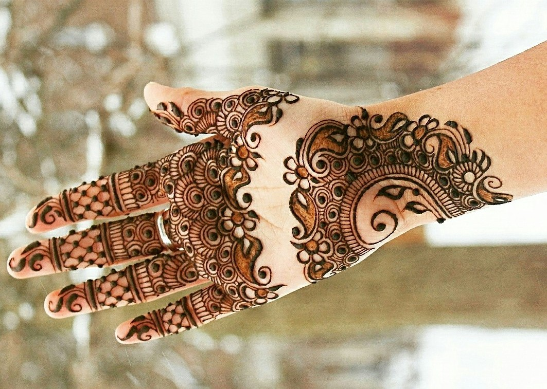 Mehndi Design For Bridal Collection : Bridal mehndi designs unique henna wallpapers free download