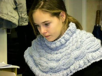 Schouderwarmer