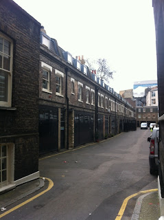 Gower Mews, London WC1