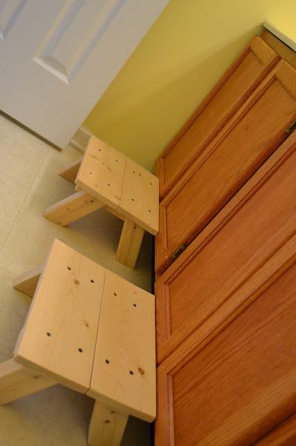 Handmade Step Stools
