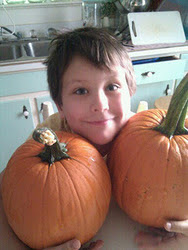 Sages Pumpkin Harvest