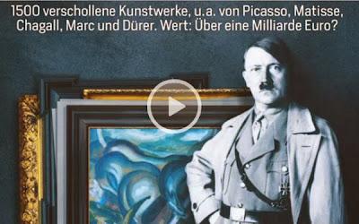 В Германии сенсация: обнаружены 1,5 тыс произведений на миллиард! евро