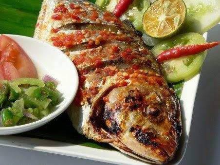 Resto Ikan Bakar Nemo