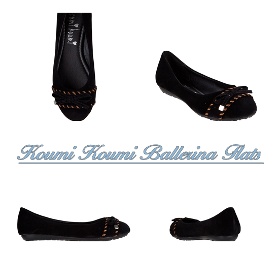 Zalora.Com.My, Koumi Koumi Ballerina Flats