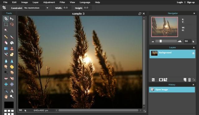 Edit Foto Mudah dan Cepat Dengan Editor Online