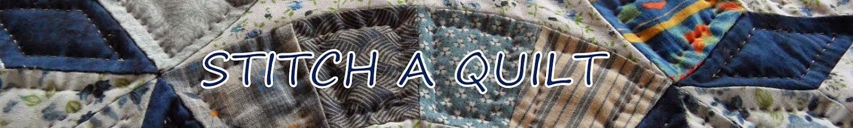 stitch a quilt