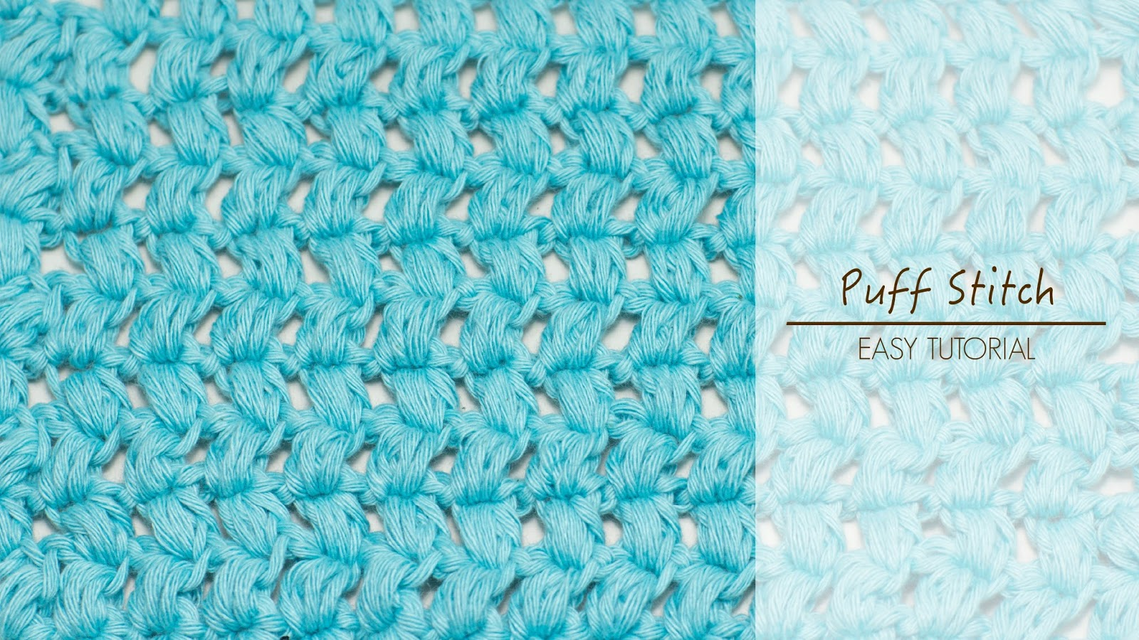 Crochet Stitches Video Puff : Hopeful Honey Craft, Crochet, Create: How To: Crochet A Puff Stitch