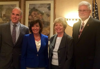 Should We Read This As An Endorsement...Aaron Woolf With Kathy Hochul