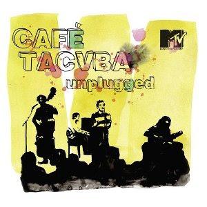 Carátula de Café Tacuba - MTV Unplugged (2005)