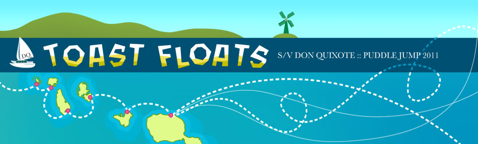 Toast Floats