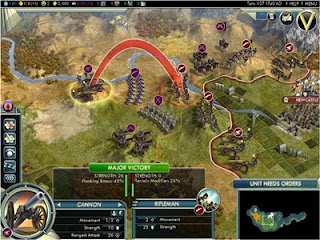 Game Civilization 5 Gods and Kings
