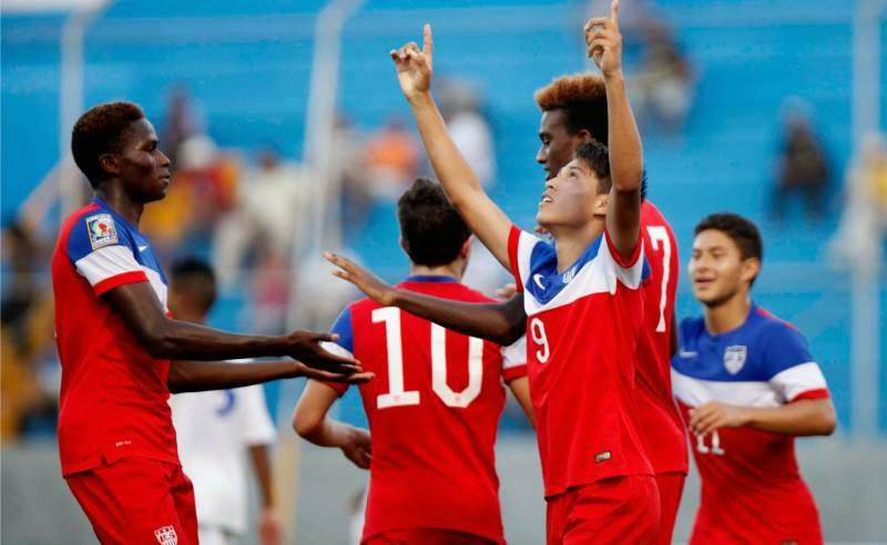 Estados Unidos sub 17-Trinidad y Tobago sub 17