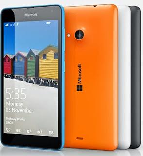 Harga Microsoft Lumia 535
