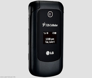 LG Envoy II user manual guide for US Cellular