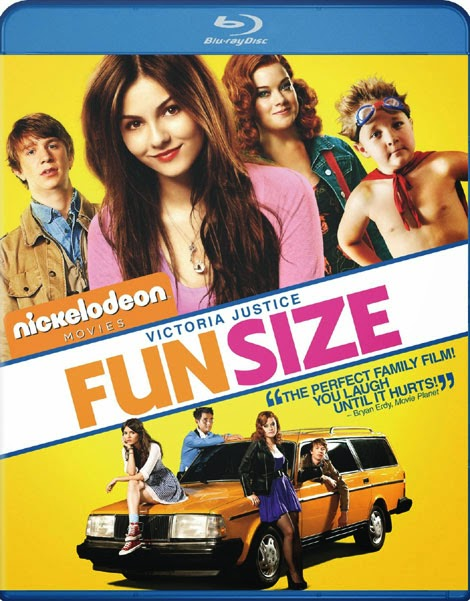 Fun Size 2012 Hindi Dubbed Dual BRRip 480p 300mb ESub