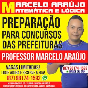 PREPARE-SE PARA OS CONCURSOS DAS PREFEITURAS.