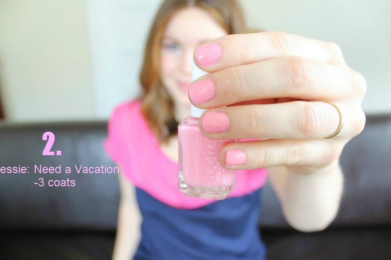 Essie Need a vacation