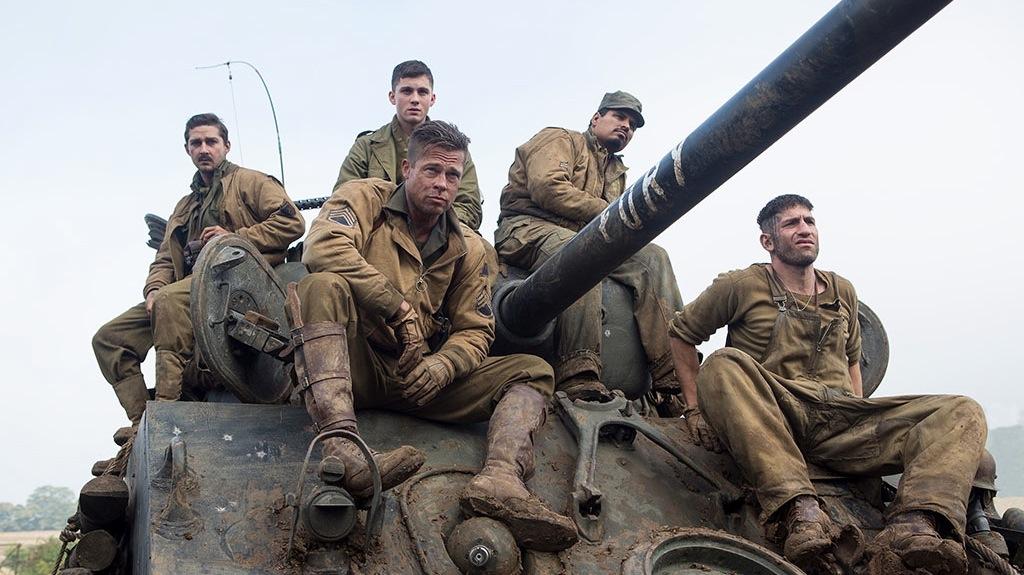 Brad Pitt David Ayer | Fury