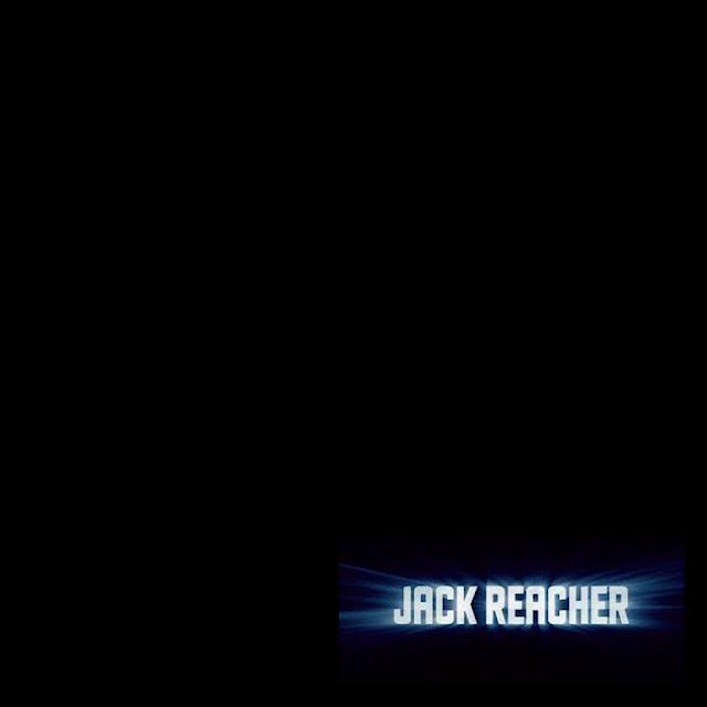 Jack Reacher iPad wallpaper 02