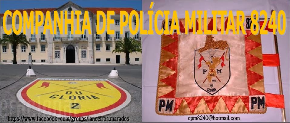 COMPANHIA DE POLÍCIA MILITAR 8240