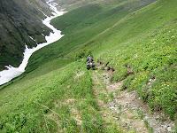 Mining, 4-wheelers, mountian, trail,