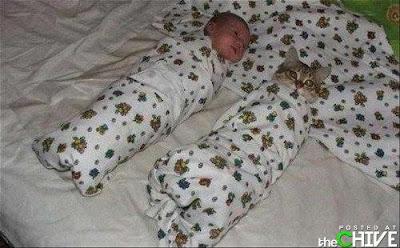bayi lucu018 Gambar Lawak: Mengapa Lelaki Tidak Sesuai Menjadi Pengasuh Anak?