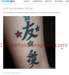 failed kanji tattoo: kanji with missing strokes